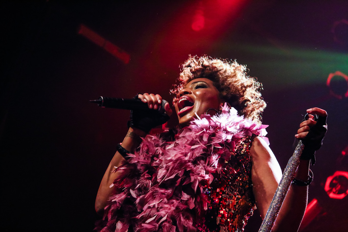 Macy Gray @ Niceto Club 2014